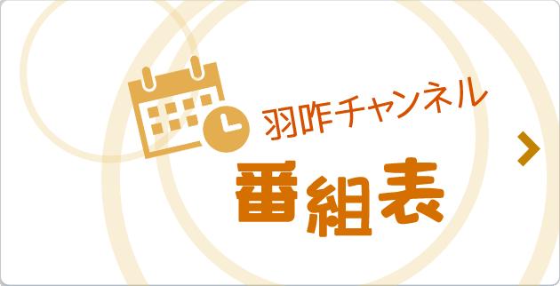 羽咋チャンネル 番組表